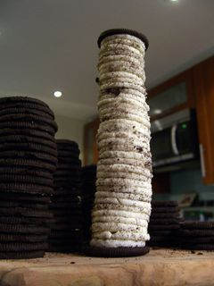 Mega Double Stuff Oreo