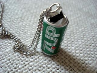 7Up Necklace