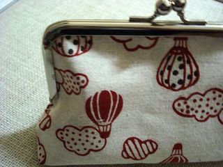 Hot Air Purse
