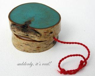 Birch Yo-yo